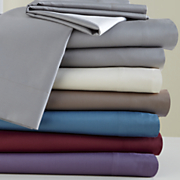 300 thread count egyptian cotton blend sheet set