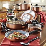 20-Piece Essentials Cookware Set