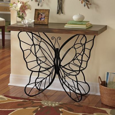 Butterfly Console Table From Ginny S Jw718174