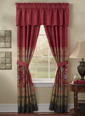 Darjeeling Window Treatments