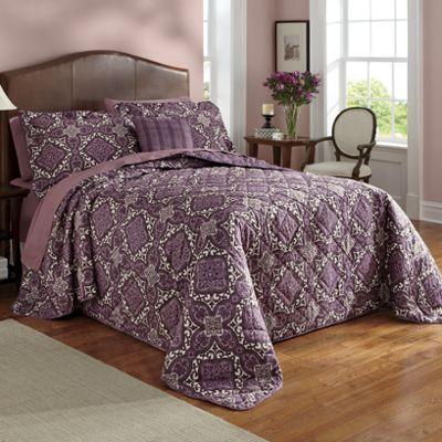 Orleans Bedspread Set & Window Treatments