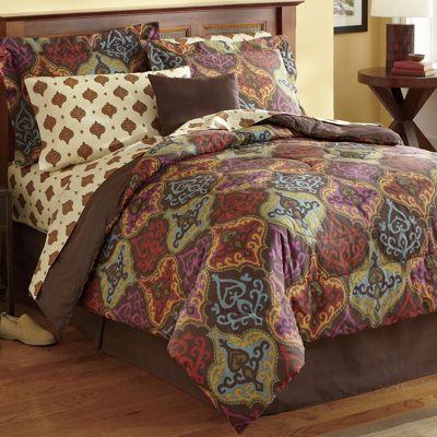 Tribal Ikat Complete Bed Set