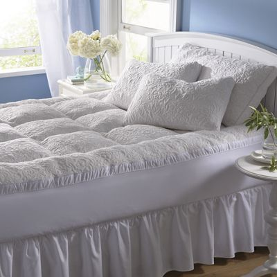 Sensorpedic Elegance Mattress Topper and Pillow Cover