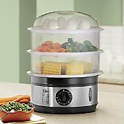8 5 qt food steamer by elite