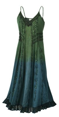 Mesa Sequin Embroidered Dress
