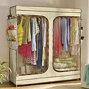Window Storage Closet