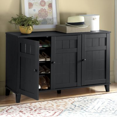Armstrong shoe cabinet from seventh avenue 719784 for Armstrong kitchen cabinets reviews