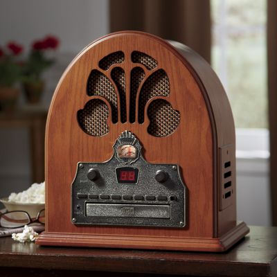 Crosley Cathedral Classic AM/FM CD Player