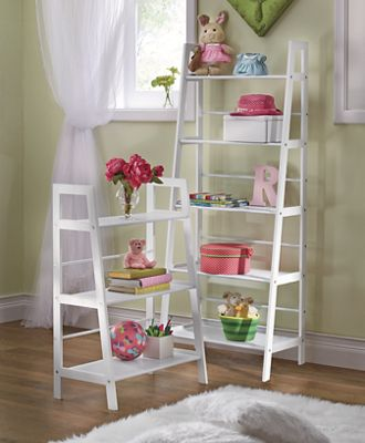 Stand-Out Storage Shelves