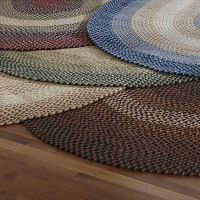 Woodbridge Braided Wool Rugs From Country Door Ni720281