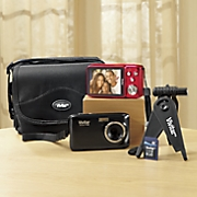 14 1 mp digital camera bundle with 4x zoom by vivitar