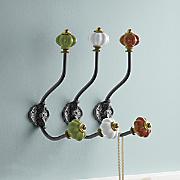 set of 3 bath hooks