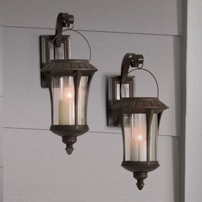 Solar lantern sconce from seventh avenue db720532 solar lantern sconce workwithnaturefo