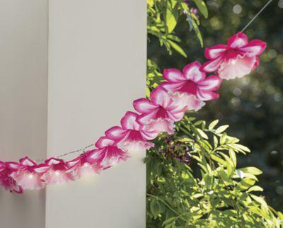 Fabric Daffodil Light-String