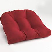 Pattern Perfect Wicker Chair/Rocker Cushion