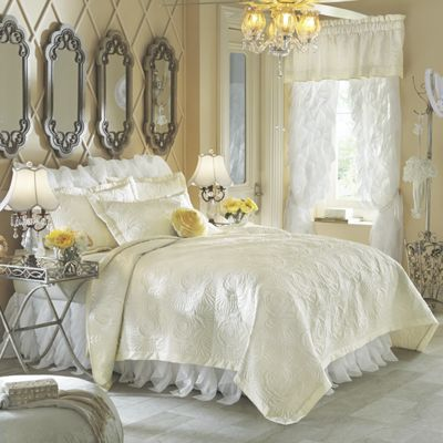 Bouquet Bedding and Window Treatments