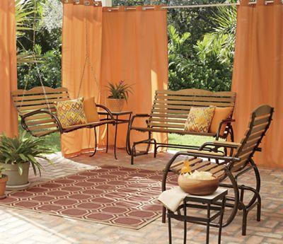 Hardwood Outdoor Furniture