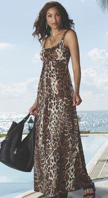 Leota Maxi Dress