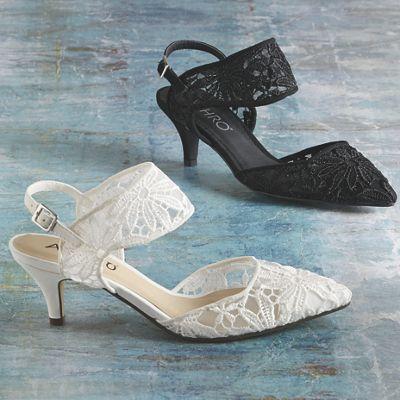 Nighthawk Lace Shoe
