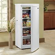 5.1 Cu. Ft. Upright Freezer by Montgomery Ward