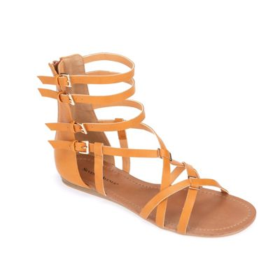 Crisscross Gladiator by Seventh Avenue