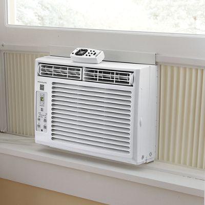 Mini 5 000 BTU Window Air Conditioner with Remote Control by Frigidaire