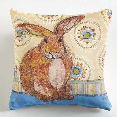 Bunny Pillow From Country Door N2721955