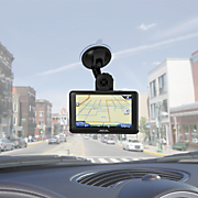 "Roadmate 5"" Touchscreen GPS with Integrated Dashcam and Lifetime Map Updates by Magellan"