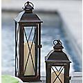 LED Large Lantern