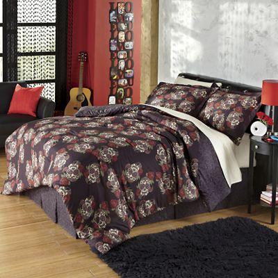 Calaveras Comforter Set