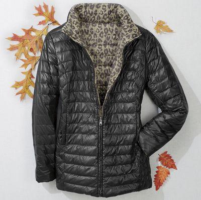 Reversible Fashion Jacket