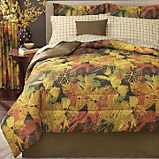 ann arbor complete bed set  decorative pillow and window treatments