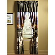 Duck Season Window Treatments