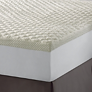 Comforpedic by Beautyrest Puff Knit Mattress Pad
