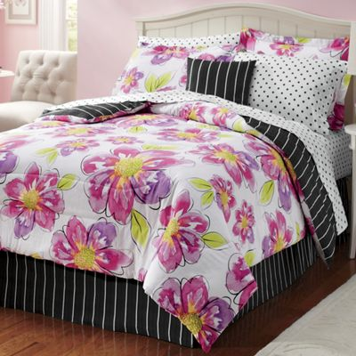 Nadia Complete Bed Set and Accessories