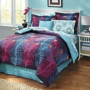 feathers complete bed set a