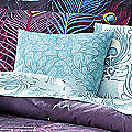 Feathers Decorative Pillow