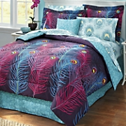 feathers complete bed set and accessories