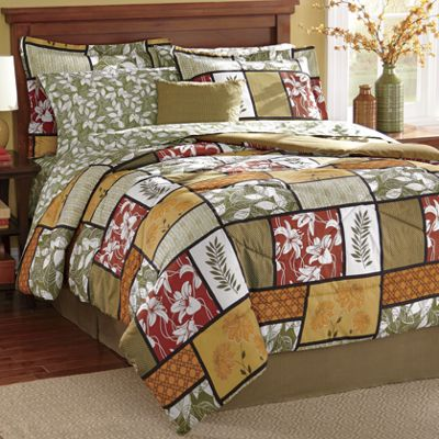 Mckenna Complete Bed Set and Accessories