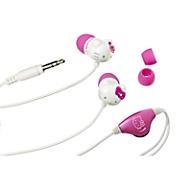 Hello Kitty 3D Style Earbud Headphones