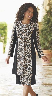 Leolani Jacket Dress