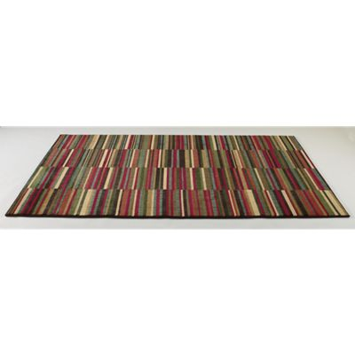 Color Stacks Rug