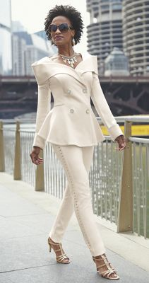 Regina Ponte Jacket and Leggings