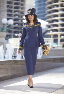 Ryanna Skirt Suit