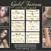 Gold Tattoo...