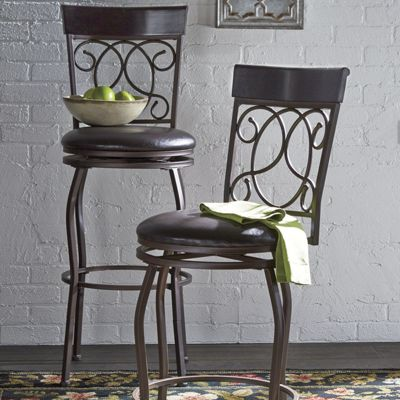 Tuscan Swivel Bar Stools
