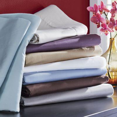 300-Thread Count Liquid Cotton Sheets
