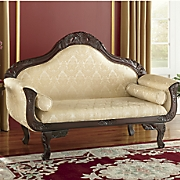 Florencia Carved Loveseat