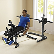 weight bench by gold s gym