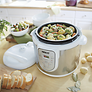6-Qt. Nesco 4-In-1 Pressure Cooker